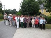 Fahrt zur Luisenburg