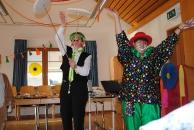 Frauenfasching Zirkus Larifari