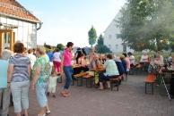 Grillfest beim Frauenbund